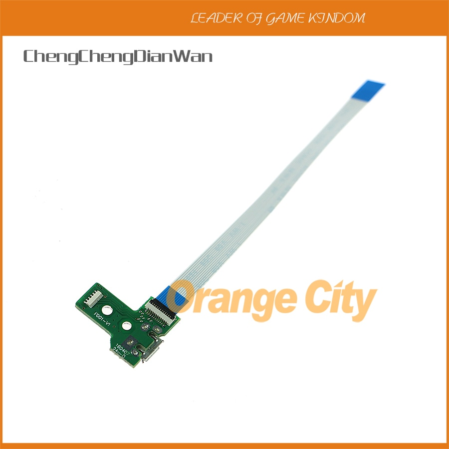 ChengChengDianWan-placa del cargador JDS-030 JDS030, placa del cargador con cable flexible de...
