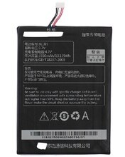 3550mAh BL195 планшет мобильный телефон батарея для Lenovo A2107 A2207 L12T1P31 Batterie Bateria AKKU