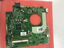 Para HP 17-F placa base de computadora portátil 766480-001 766480-501 DAY12AMB6D0 prueba 100%