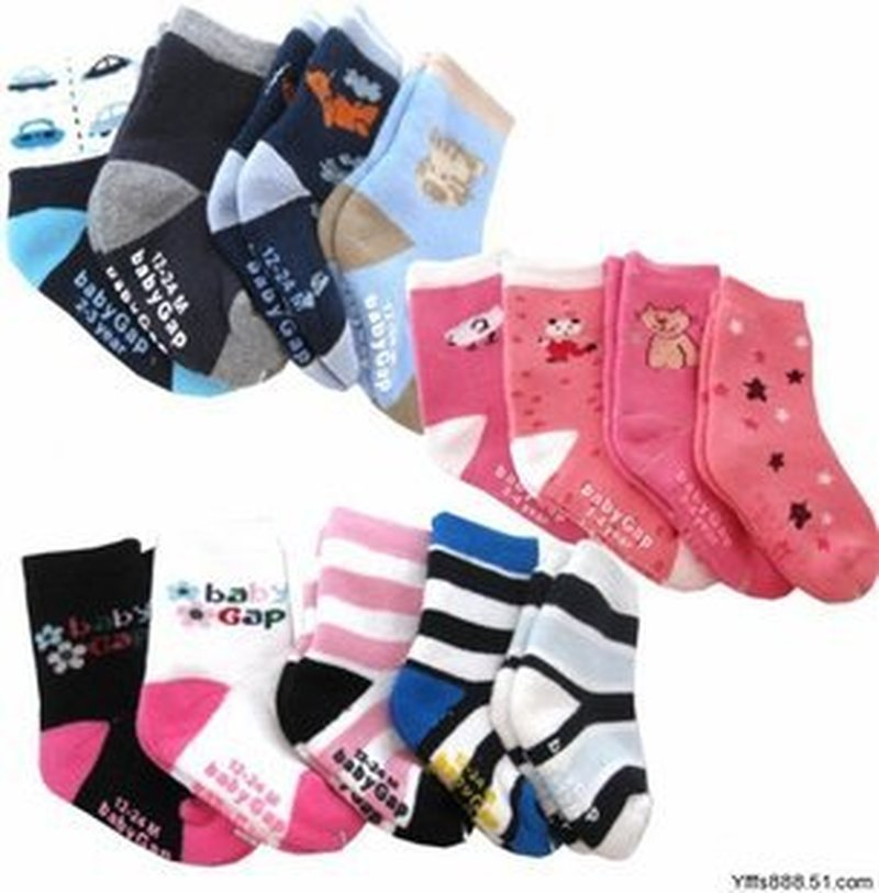 4 pares/lote meias de inverno/algodão meias infantis modelos grossos meias quentes/bebê menino atws0040