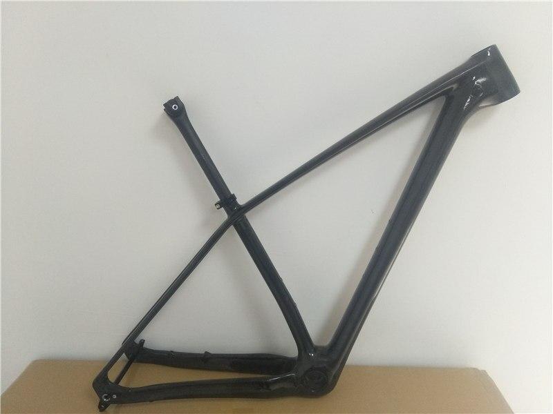 "Gran venta de fábrica por OEM ODM marca Logo fibra de carbono MTB bicicleta marco 29erx15 ""/17"" UD mate/brillo con 148x12mm o 142x12"