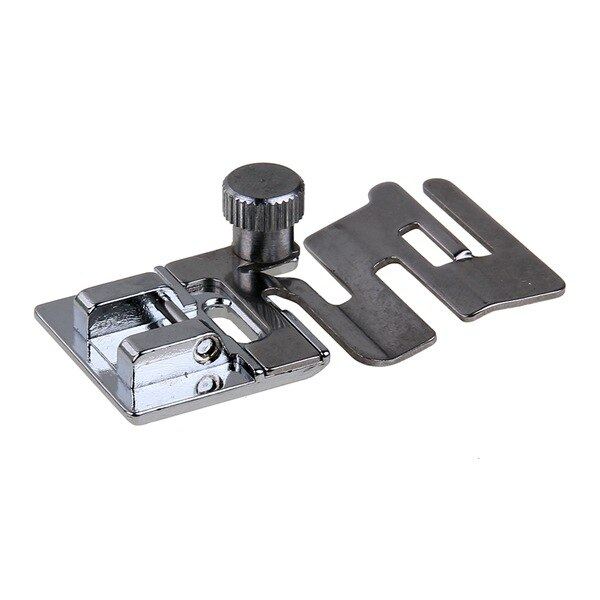 Cordón elástico banda de tejido elástico Máquina DE COSER doméstica pie prensa coser a presión herramientas bricolaje accesorio para coser