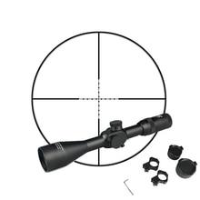 Canis Latrans 4-16x50 portée de fusil de mise au point latérale SFIRF pour la chasse tir OS1-0201