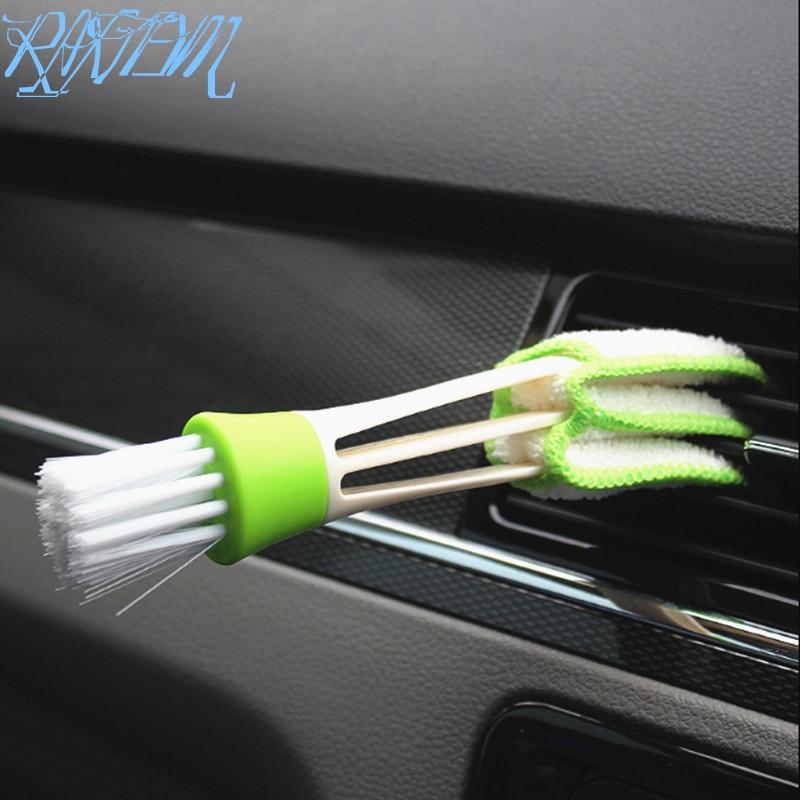 Utensilios cepillo de limpieza para Estilismo de automóviles, accesorios para Suzuki SX4 SWIFT Alto Liane Grand Vitara Jimny s-cross