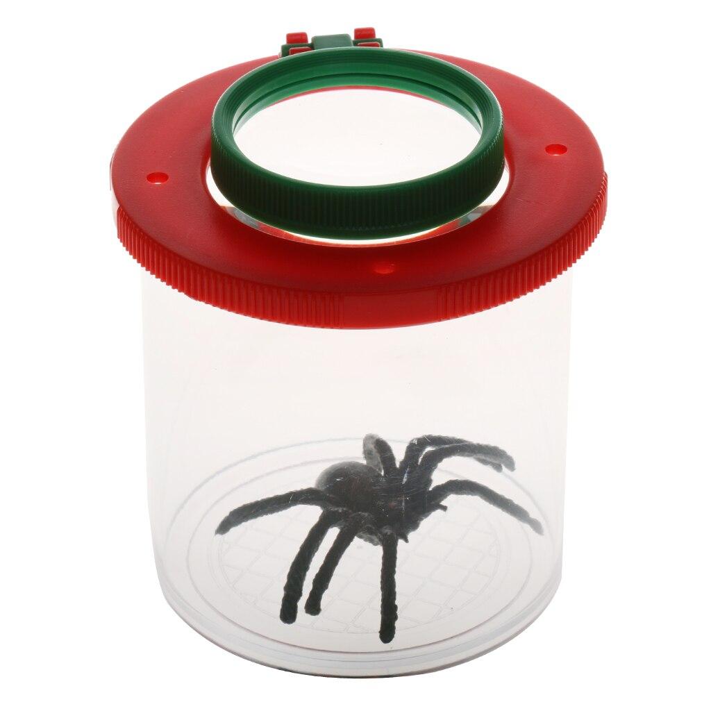 Bug Box Viewer Lupe Insekten Vergrößerung Kind der Spielzeug Entomologen Im Freien Exploration Kinder Frühen Bildungs Lernen Spielzeug