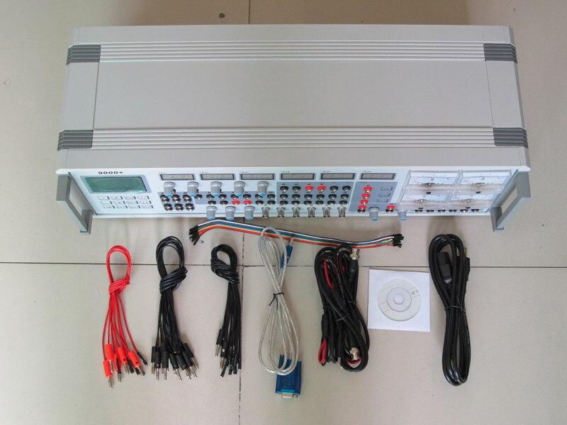 Automobile ECU Simulator Sensor Signal Simulation Tool MST-9000 MST-9000+ 2012V Free Shipping