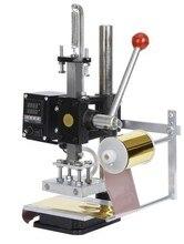 Machine dimpression à feuille chaude multifonctionnelle   machine dimpression à feuille chaude