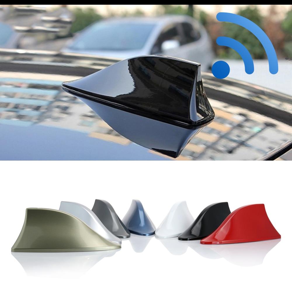 Антенна-Акула для автомобиля, антенна-плавник акулы для Renault Koleos, Clio Megane Duster Sandero Captur Twingo