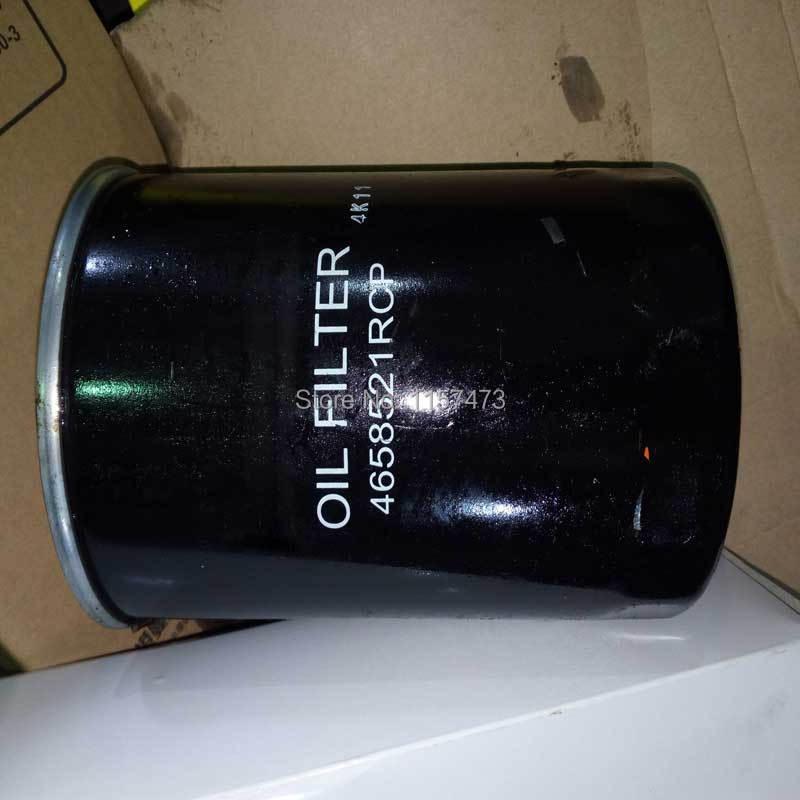 ZX230-3 ZX330-3 ZX200 filtro de aceite 4658521 para excavadora Hitachi 3 meses de garantía