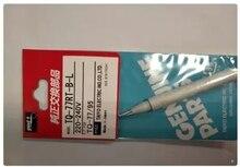 1 Uds. Punta de hierro de soldadura reemplazable Original de Japón GOOT Ultra-duradero para TQ-77 y TQ-95 220 V-240 V Tipo de calor interno