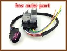 Voor Audi A6 c6 4f 2.0 TDI/TFSI Controle-eenheid, elektrische Ventilator (Motor Koeling) 4F0959501E 4F0959501G 4F0959501A 4F0959501C