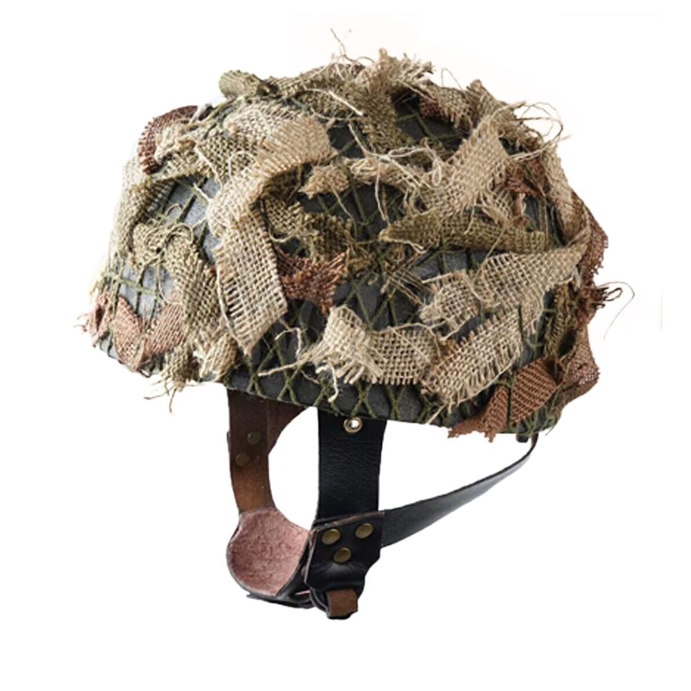 WWI WW2 UK Британский MK2 шлем ПАРАШЮТИСТА AIRBORNE DENISON P37