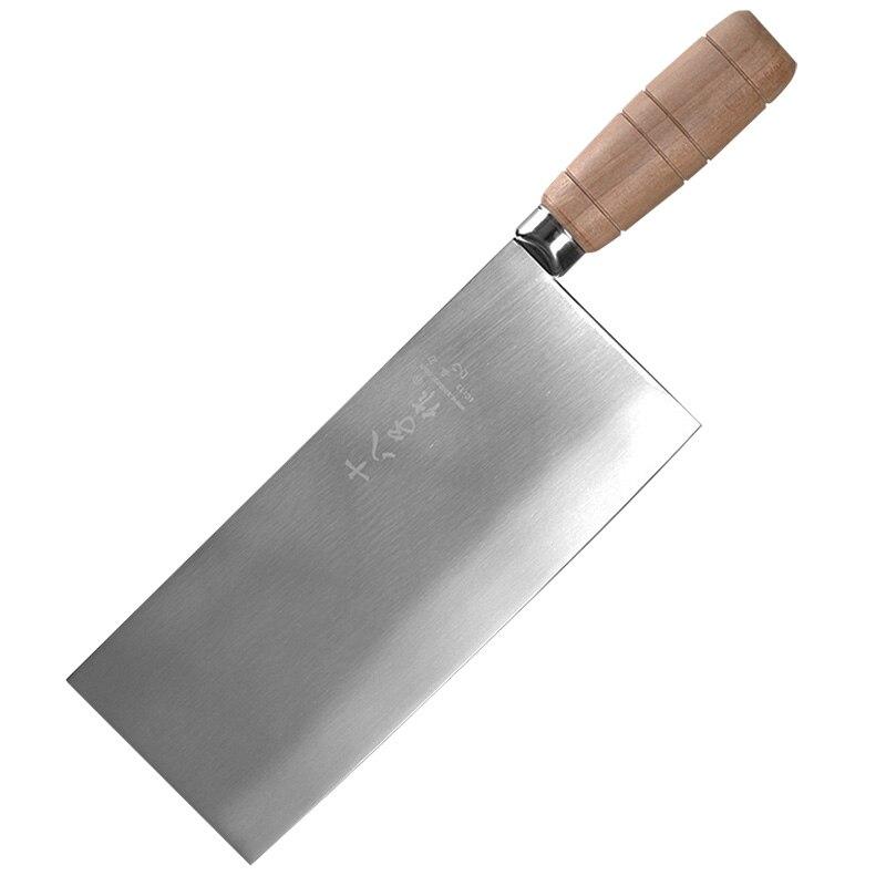 سكاكين مطبخ احترافية من SBZ سكاكين للشيف مزوّدة يدويًا سكاكين تقطيع منزلية من الفولاذ المقاوم للصدأ سكاكين تقطيع للحوم