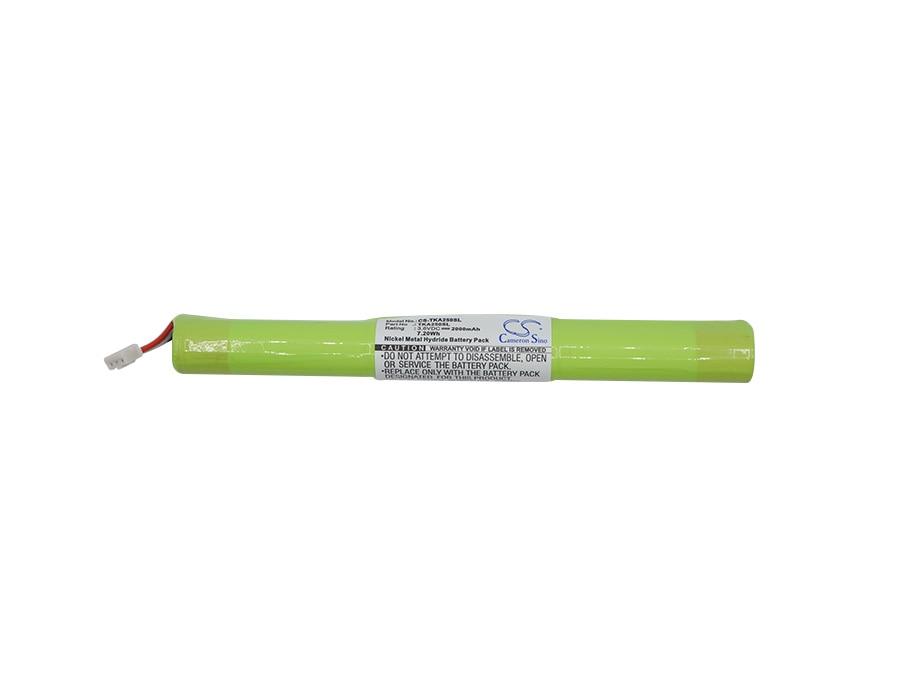 Cameron Sino 2000mAh Battery for TDK Life On Record A25,TKA250