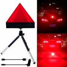Super Flashing Triangle Warning Strobe Light LED For BMW E46 E90 E60 E39 E36 E87 E34 E30 E91 X3 X5 X6 M3 M5 F10 F30 Car Tuning
