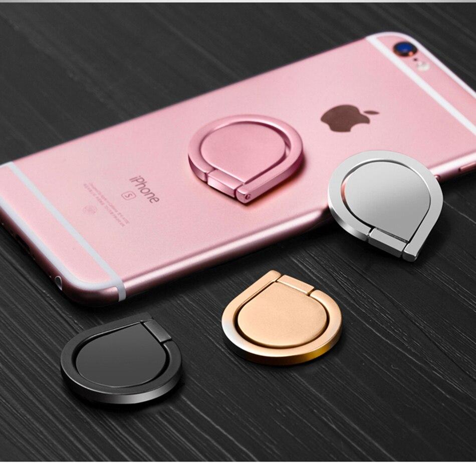 Universal gotas de agua dedo anillo titular teléfono Smartphone soporte para la llegada # Candy U7 luciérnaga # Marconi # davvinci DANTE