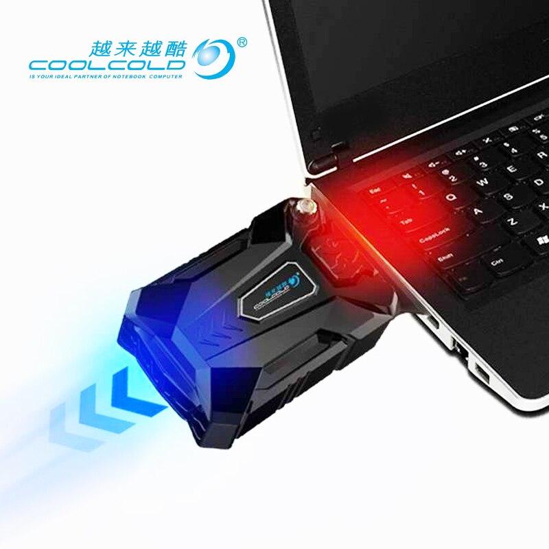 Вентилятор для ноутбука suporte para, вентиляционный вентилятор с вентиляцией, usb