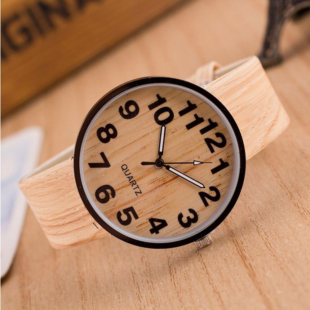 Деревянные часы для женщин, женские часы, наручные часы для мужчин, женские часы, bayan kol saati zegarki damskie reloj hombre montre homme