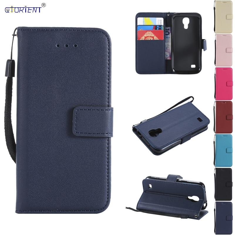 Flip Cover for Samsung S4 mini S4mini Duos 4mini Phone Leather Case for Galaxy S4 Mini GT-i9190 GT-i9192 GT-i9195 S890L Fundas