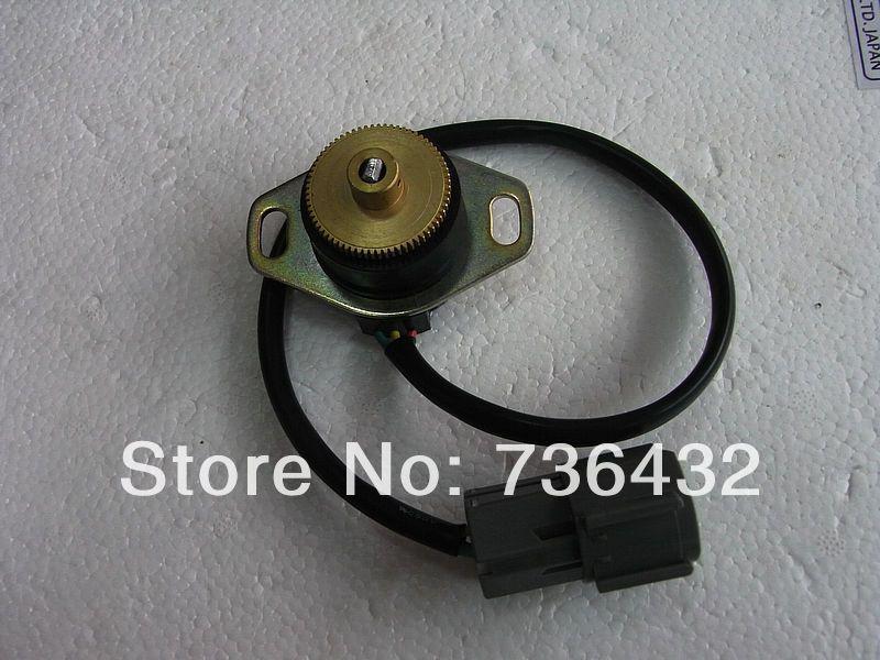 Livraison gratuite rapide Capteur de pression à degrés   Capteur dexcavatrice, pièces de machine à creuser komatsu