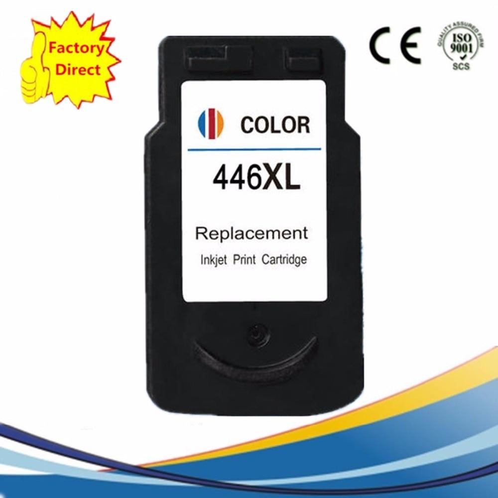 Чернильные картриджи Pixma IP2840 MX494 MG2440 MG2540 MG2940, CL-446 XL CL446 CL-446XL CL446XL