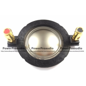 34.4mm 34.5mm Replacement Diaphragm Driver 8 ohm diaphragm tweeter part