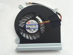 SSEA Marca Fan New CPU para MSI GE60 MS-16GA MS-16GC Ventilador Portátil PAAD06015SL N284 Frete Grátis