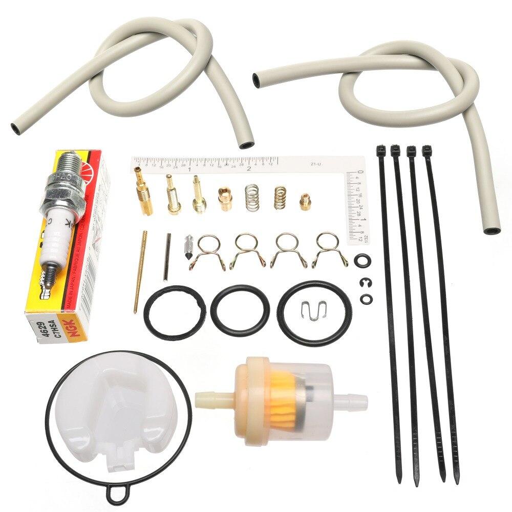 IFJF OR2544 carburador completo Kit de reparación maestro para Honda CRF70 CRF70F XR70 XR70R