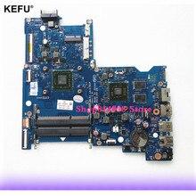 KEFU ordinateur portable de haute qualité carte mère pour HP Notebook série 15-AF ABL51 LA-C781P 813971-501 avec A8-7410 CPU R5M330 2GB GPU