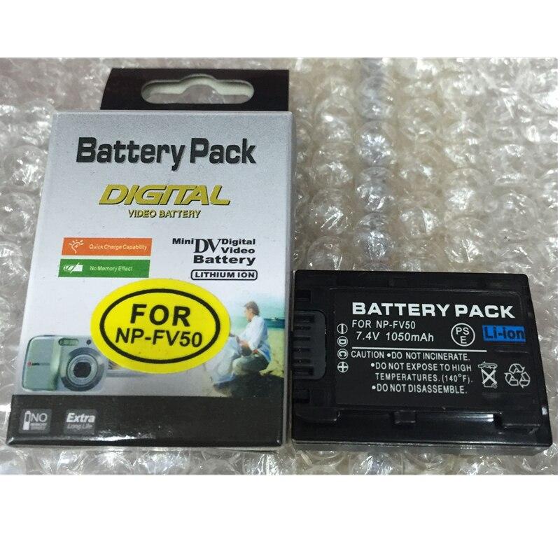 NP-FV50 NP-FV70 NP FV70 литиевые батареи NPFV70 Батарея цифровой камеры NP FV50 для Sony HDR-CX230 HDR-CX150E CX300 Z1