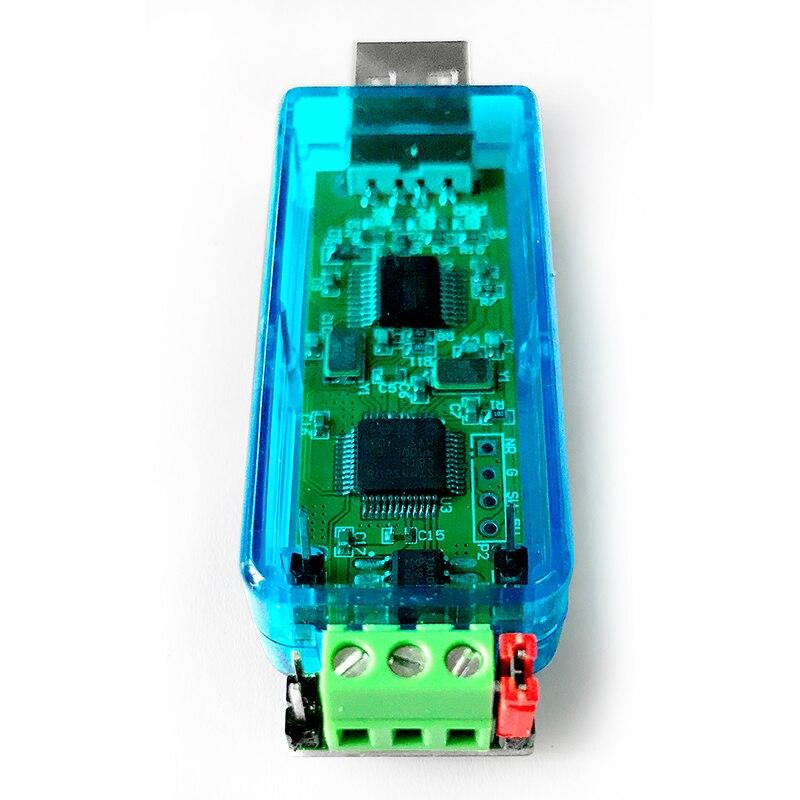 USB إلى USB متوافق مع USBCAN ، منفذ تسلسلي افتراضي ، ثبات من USB إلى CAN