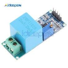 YENI Aktif Tek Fazlı gerilim trafosu Modülü Kurulu AC Aktif Çıkış Voltajı Sensörü Modülü Arduino Mega için ZMPT101B 2mA