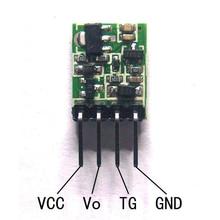 Interruptor de pestillo biestable DYKB, módulo de circuito, botón de disparo, memoria de apagado, interruptor de un solo botón dc 3V-18V 12v
