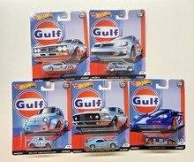 Hot Wheels Car 164 Car Culture Gulf FIAT NISSAN VOLKSWAGEN MCLAREN FORD Collector Edition Metal Diecast Model Car Kids Toys