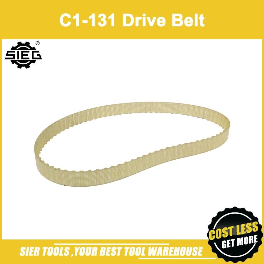 Frete grátis!/s/n C1-131 correia de acionamento/m1.5 83 t cinto de transimisão para sieg c1 máquina