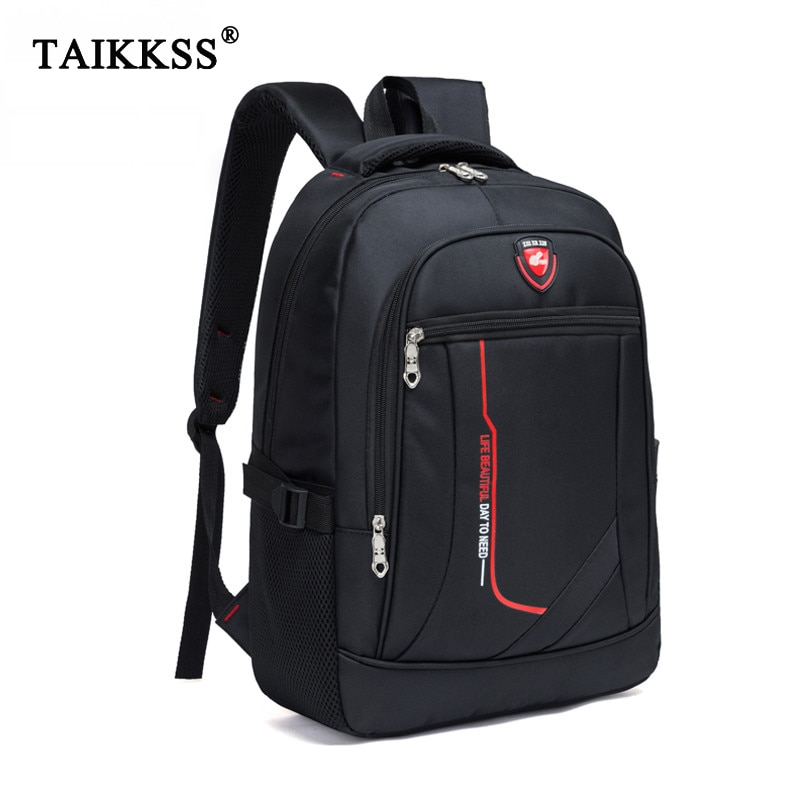 backpack men s korean wave casual backpack men s bags computer bags large and medium sized student bags fashion travel bags New Men Multifunctional Large Backpacks Capacity Student Bag Casual school Men's Backpack Fashion Male Travel Oxford Man's Bags
