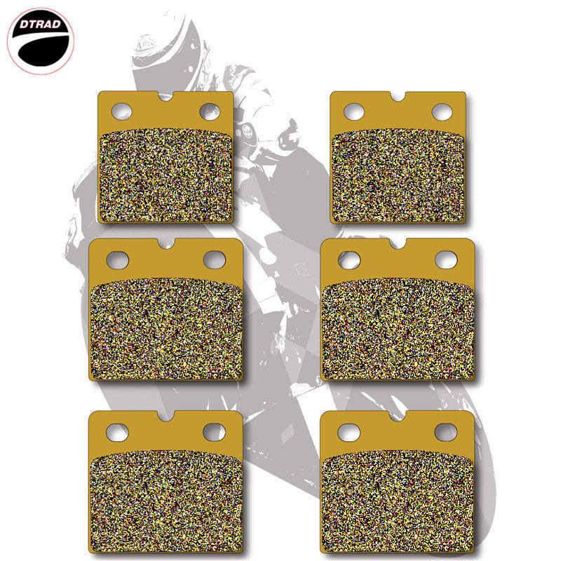 Pastilhas de Freio da motocicleta Frente + Traseira Para BMW K 75/75-S 91-96 k 75 RT 89- 75 s 89-95 96 k k 100/2 k 100 LT 89-90 89-91 k 100 RS 89