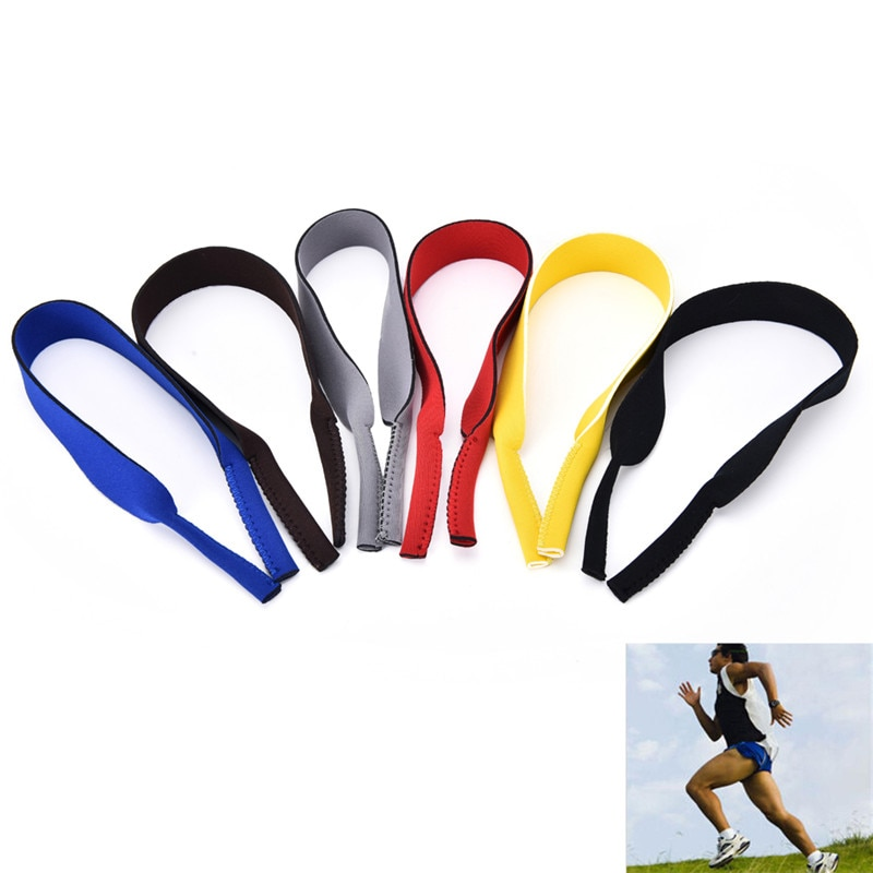 High Quality New Outdoor Spectacle Glasses Sunglasses Stretchy Sports Band Strap Belt Cord Holder Ne