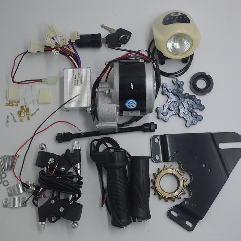 "DC 36V 250W DIY 22"" - 28"" electric motors for bikes,electric bicycle kit , electric bike conversion kit"