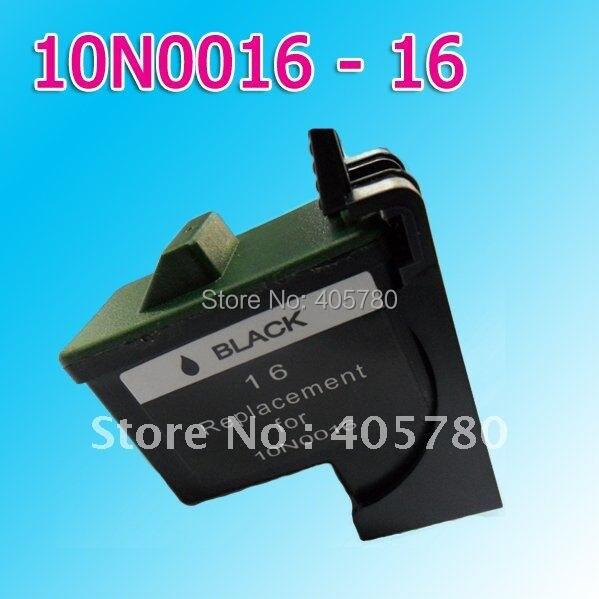 Cartucho de tinta LM16 compatible con Lexmark 16 LM 16 Z13/Z23/Z25/Z33/Z35/Z515 /Z517/Z605/Z611/Z615/Z645/X75/X1150