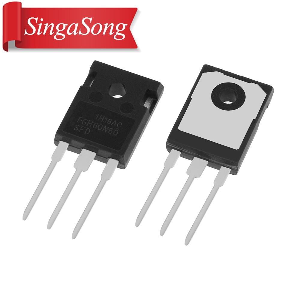 20 قطعة/الوحدة FGH60N60SFD FGH 60N60SFD FGH60N60 60N60 TO247 IGBT الترانزستور