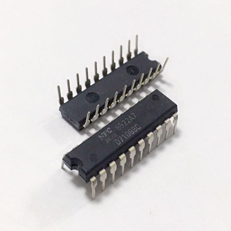 5pcs UPD71088C UPD71088 Package DIP System Bus Controller Microcontroller Brand New Original