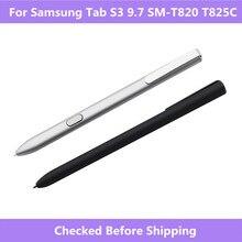 Zwart Sliver Stylus Pen Capacitieve Pen Voor Samsung Galaxy Tab S3 9.7 SM-T820 T825C Touch Screen Pen Voor Samsung Tab s3 S pen