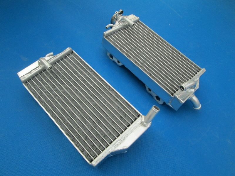 Neue leistung kit Für Honda CR250 CR 250 05-07 05 06 07 2005 2006 2007 universal aluminium heizkörper