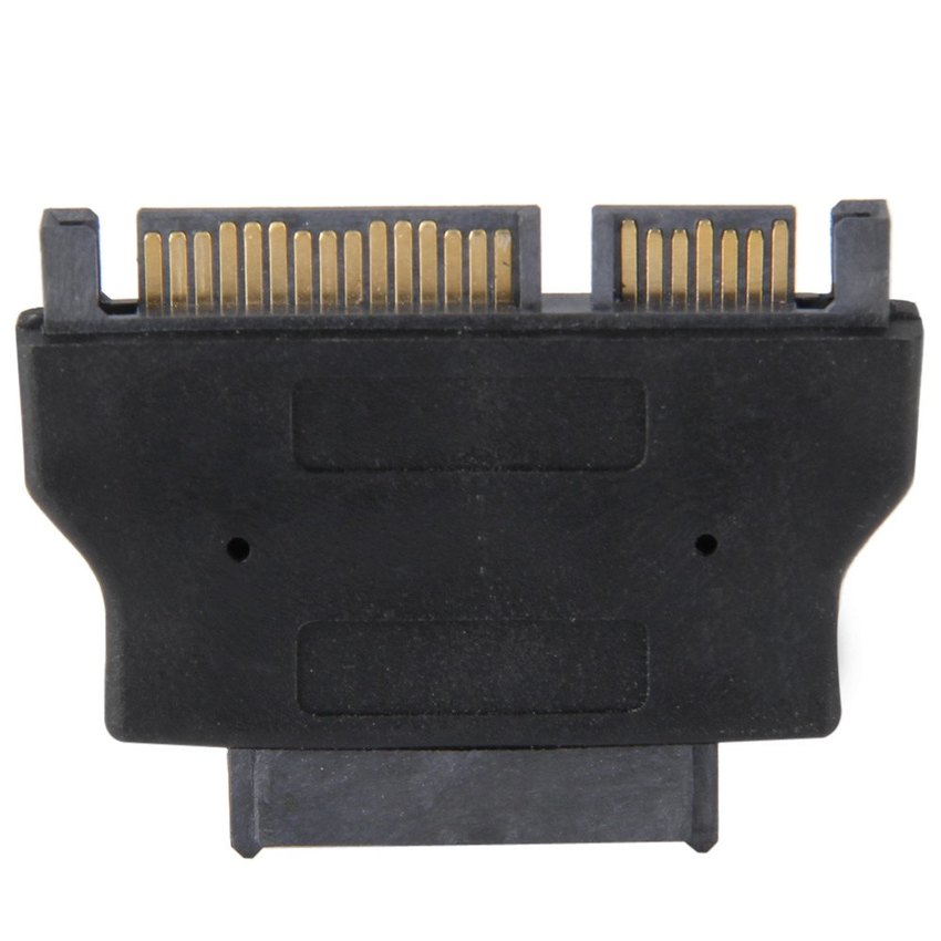 Zihan extraño Slimline 7 + 6 13P 22P 7 + 15 SATA adaptador de convertidor
