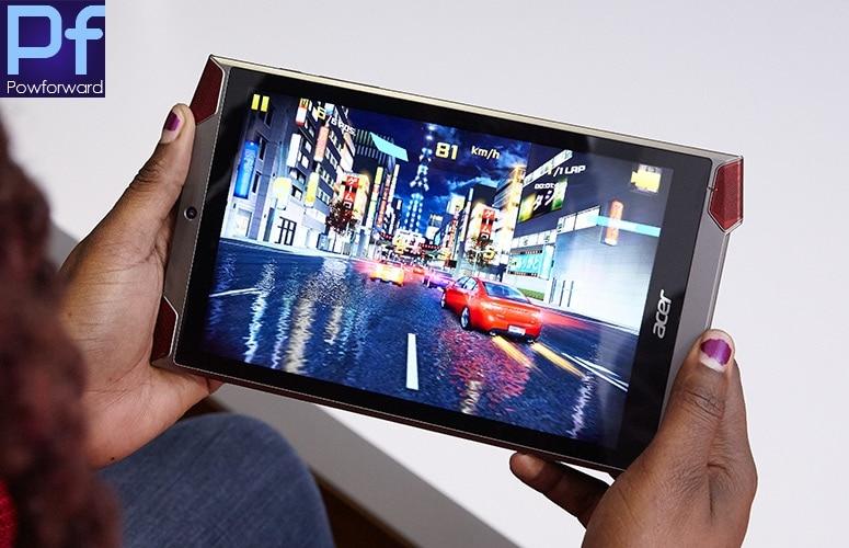 Para Acer Predator 8 8,0 pulgadas 2 unids/lote película protectora de pantalla transparente HD