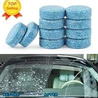 10x car wiper tablet window glass cleaning cleaner accessories for citroen c4 c5 c3 picasso xsara berlingo saxo c2 c1 c4l ds3