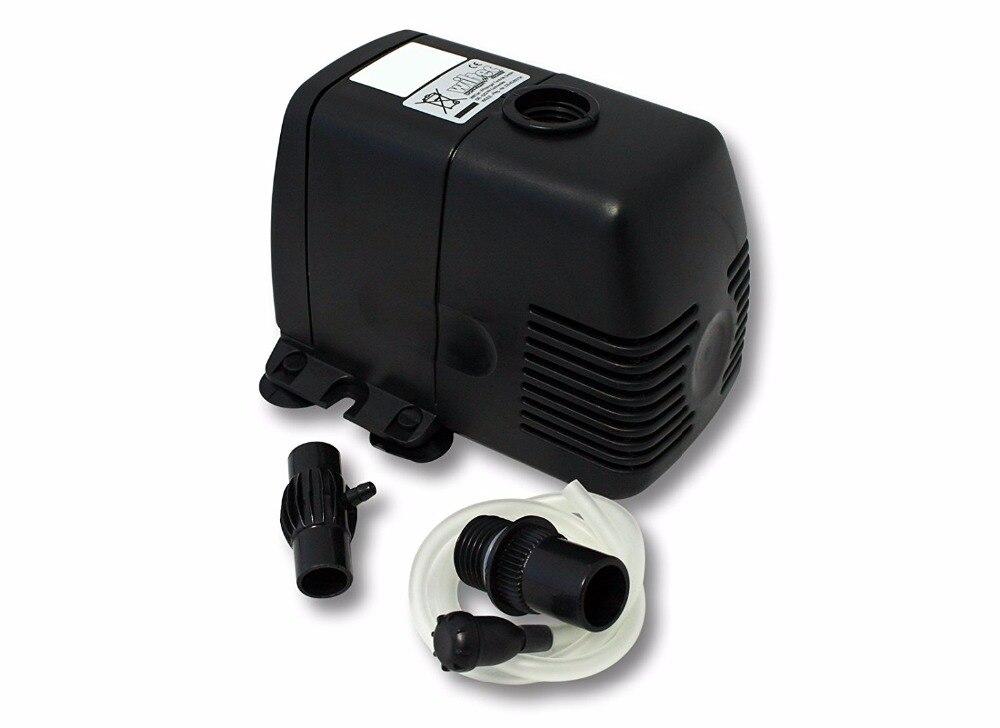 Rotor de agua sunsun HJ ECO Aquariumpump con manguera de aire multifunción bomba de filtración SUMERGIBLE