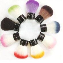 MSHARE 1 PC brosse à ongles outil UV Gel vernis à ongles Art décor poussière nettoyant brosse outils poussière propre brosse manucure pédicure outils