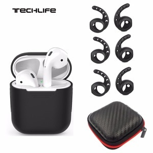 AHASTYLE TA2 Ear Hook For Airpods Accessories Silicone Ear Cover For Air Pods  Case For Airpods Accessories For Air Pods
